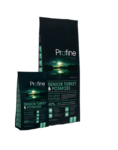 Profine pet - senior - puran in krompir